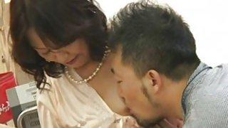 Mitsu kinuta jap grannys 1